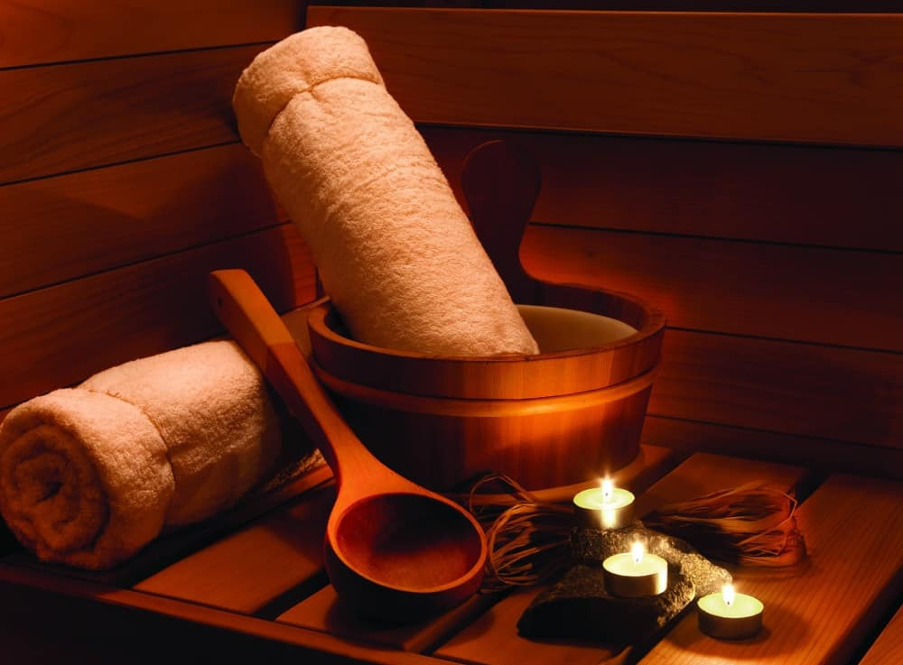 SAUNA ACCESSORIES MAKE EXCELLENT CHRISTMAS GIFTS!
